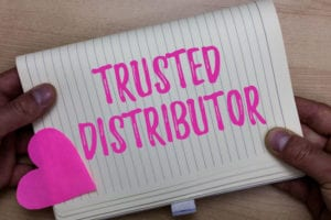 Wholesalers Work With Trusted Distributors